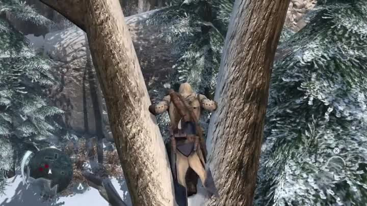 Assassin's Creed 3 - PC PS3 Wii U Xbox 360 - E3 2012 demo official video game preview trailer HD