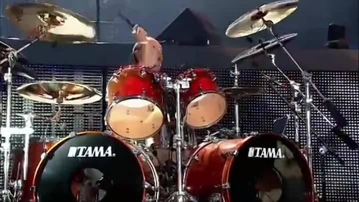 MetallicA - For Whom The BeLL ToLLs 2013 UK