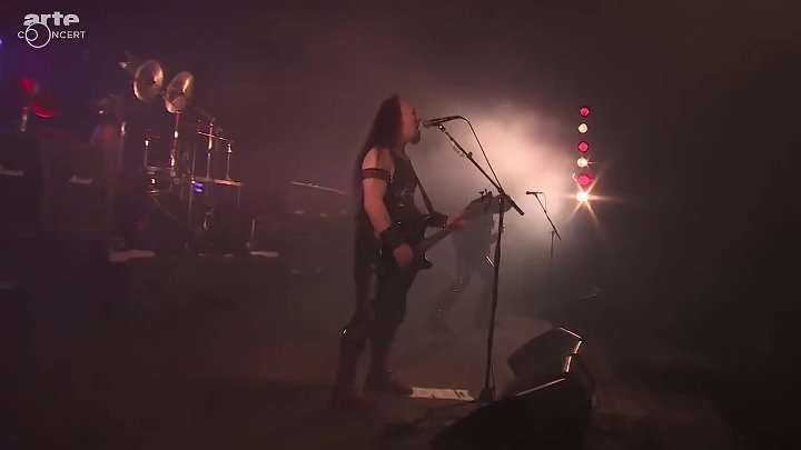 VENOM Live at Hellfest 2015