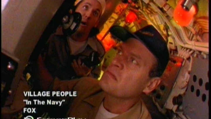 20th Century Fox - Down Periscope (In The Navy - Village People)