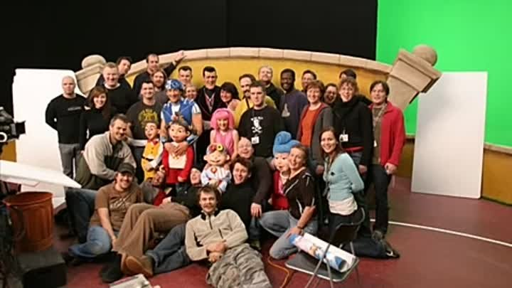 Lazy Town - Behind The Scenes