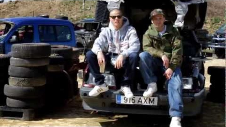 Kiraz (Delicate Soldiers) ft. TLS - САЛЮТ (Street video 2012)