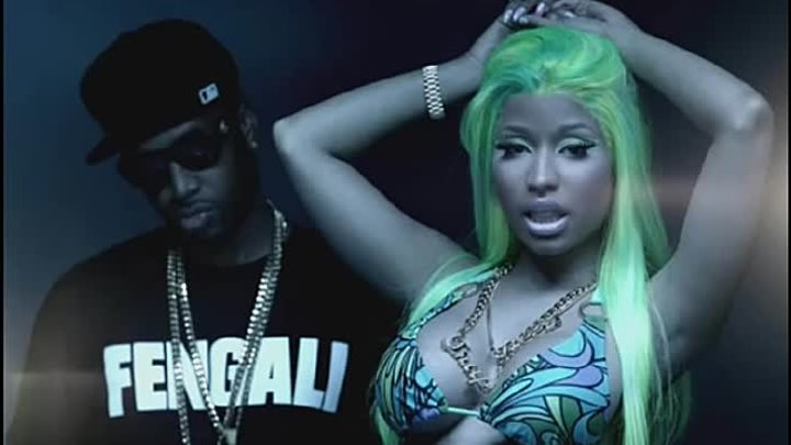 Nicki Minaj - Beez In The Trap (Remix) Ft Lil Wayne, Drake, 2Chainz, BirdMan