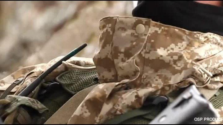 Russian special forces tactical training (FULL HD 1080!) 2012