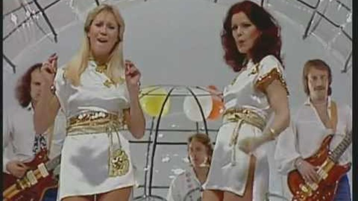 ABBA : The Name of the Game (Japan) HQ