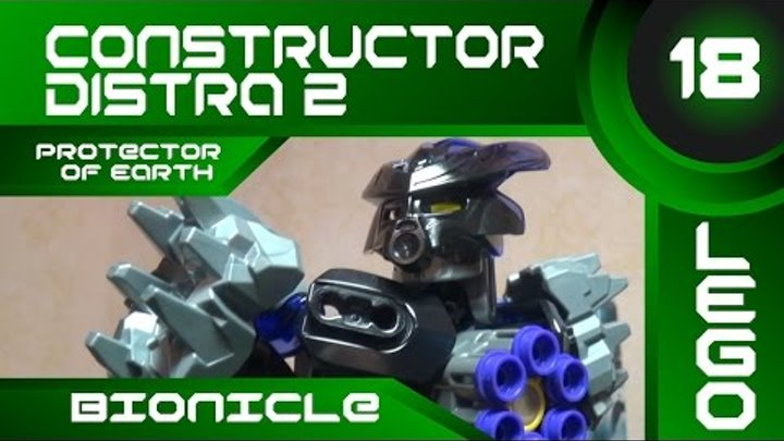 LEGO BIONICLE - Protector of Earth (70781) Review