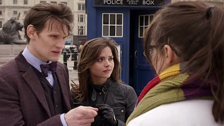 Doctor Who.Hdrip.cast