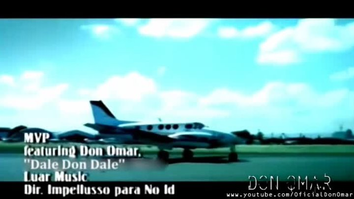 Don Omar - Dale Don Dale [Video Oficial] (Original)