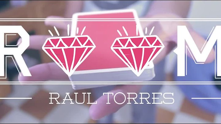 ROOM -- Magic X Cardistry -- Raul Torres