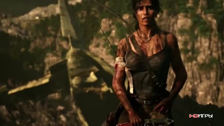 Tomb Raider. Trailer'2012' HD