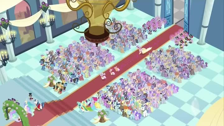 My Little Pony Friendship is Magic - This Day Aria