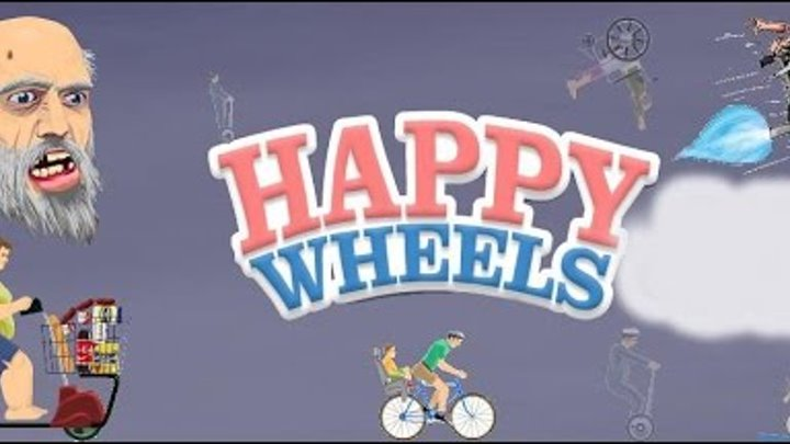 HAPPY WHEELS #1 ПОКЕМОНЫ
