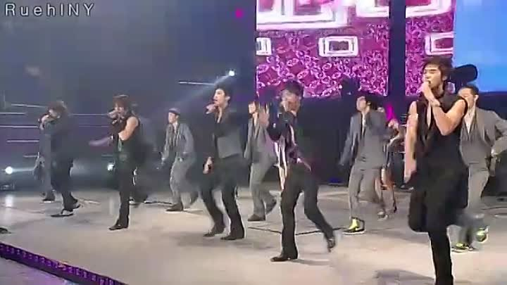 DBSK - Crazy Love (Live 3rd Asia Tour Concert Mirotic in Seoul) [HD]