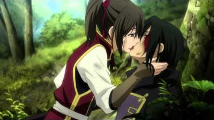 anime love mix - whispers in the dark ♥