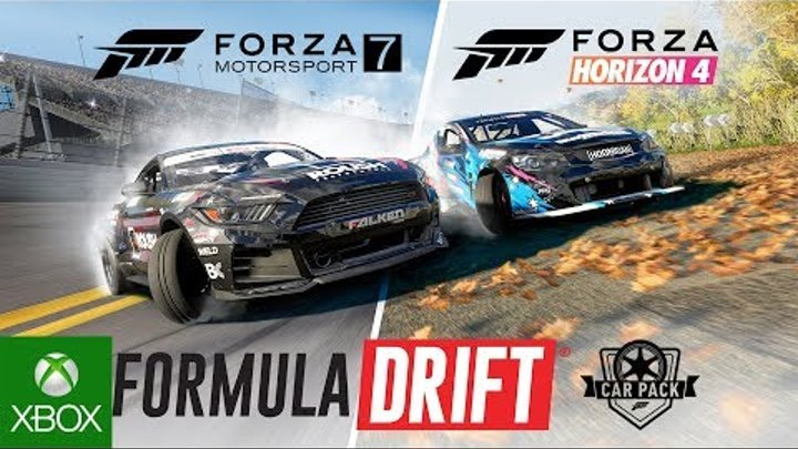 Forza Horizon 4 - Formula Drift Car Pack