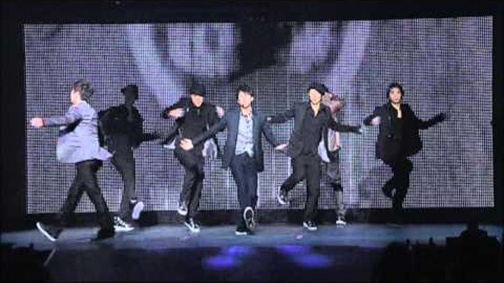 SS501 ASIA TOUR PERSONA in JAPAN <UR Man> [HD]