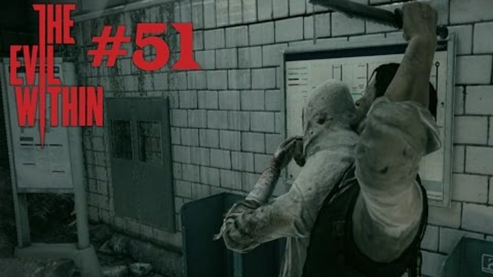 THE EVIL WITHIN [RU/PS4] #51 - Ужасы в метро