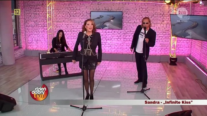 Sandra - Infinite Kiss ... (HQ)