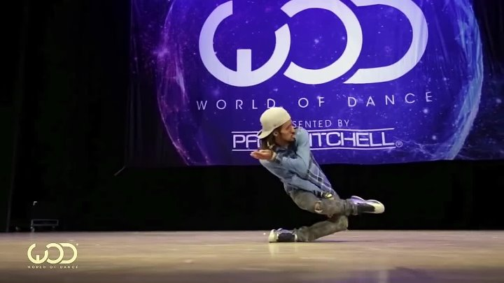 Маркус Скотт World of Dance Atlanta 2015