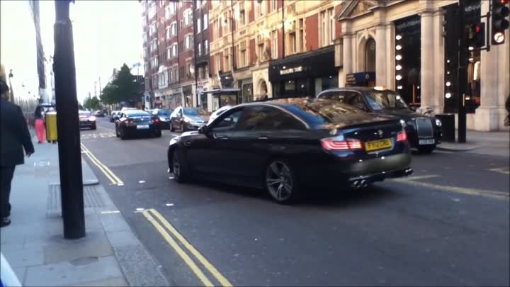 REV BATTLE!! BMW F10 M5, M3 (X3) Eisenmann Exhausts HUGE SOUNDS!!
