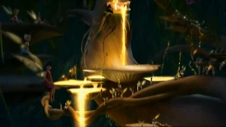 Феи: Потерянное сокровище / Tinker Bell and the Lost Treasure (2009)