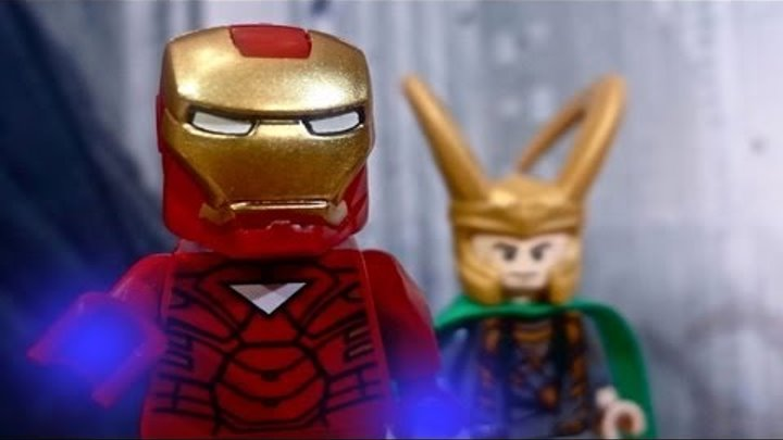 "LEGO Marvel : The Avengers - 6867 ""Loki's Cosmic Cube Escape"" Review"
