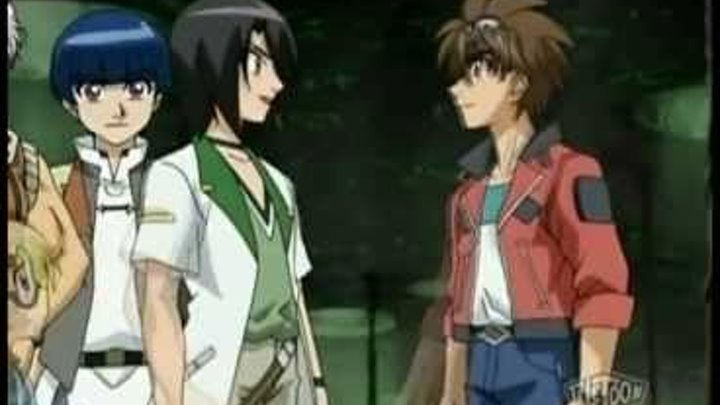 Bakugan boys-We are N° 1 Battle Brawlers