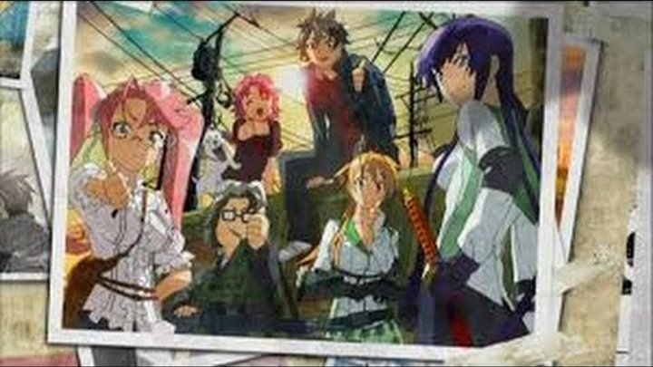 Op Theme - Highschool Of The Dead (COVER)
