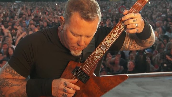 Metallica_ Nothing Else Matters (Live - Global Citizen - New York, NY - 2016)HD