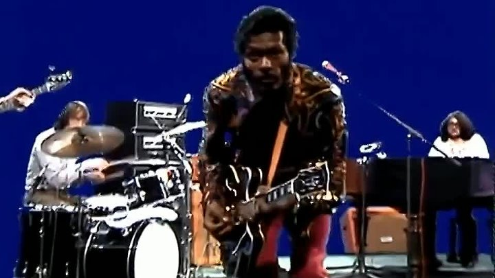 Chuck Berry - Johnny B. Goode - 1958 - Live HD - HD 720p - группа Рок Тусовка HD / Rock Party HD