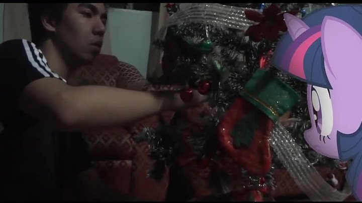MLP in real life - Decorating (Christmas special 2)