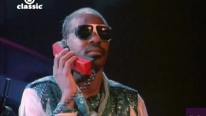 """Stevie Wonder - """"I Just Called To Say I Love You"""" 1984."""