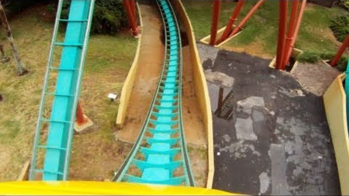 Kumba! Roller Coaster Front Seat (HD POV) On-Ride Busch Gardens Tampa Bay Florida