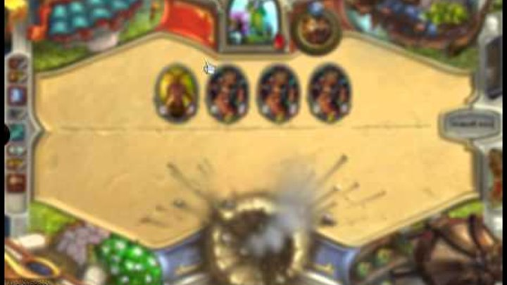 Hearthstone heroes of warcraft Odessa Fourth Bracket final 05 07 2015