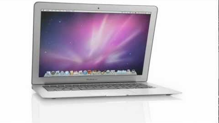 Official Apple MacBook Air (Late 2010) Video