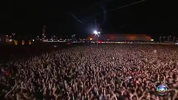 Metallica - Rock in Rio 2011