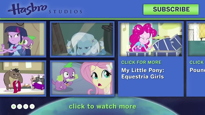 MLP- Equestria Girls - Rainbow Rocks EXCLUSIVE Short - 'Pinkie on the One'