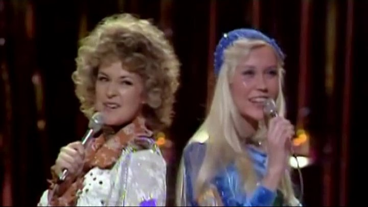 ABBA - «Waterloo» (Sweden 1974) - HD