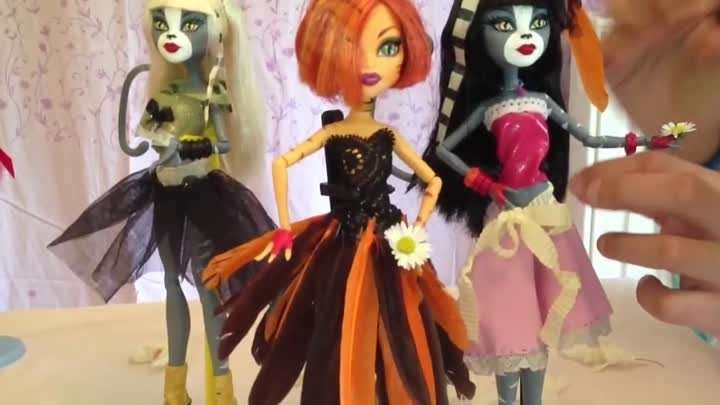 Monster high- Mariage Draculaura