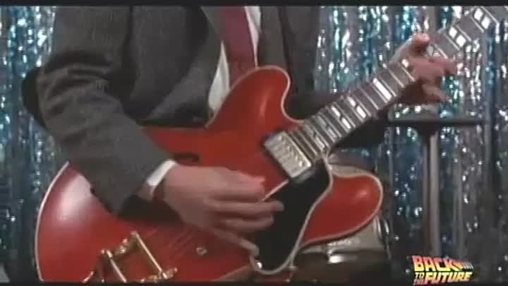 McFly & The Starlighters _Jhonny B. Goode_ (custom vid)