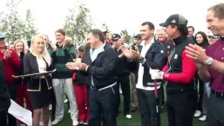 Agalarov Estate - Troon Golf Opening