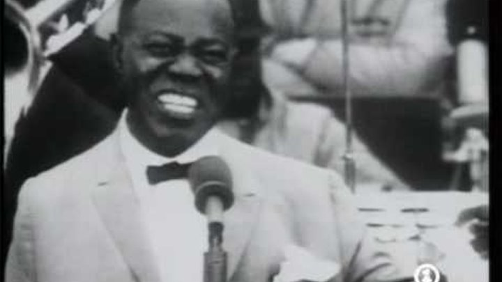 LOUIS ARMSTRONG what wonderful world