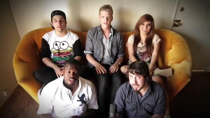 Pentatonix Cover - We Are Young ( Fun.)