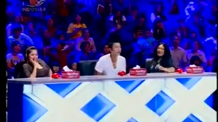 Indonesia's Got Talent - Michael Jackson (Kingsley Tahapary)