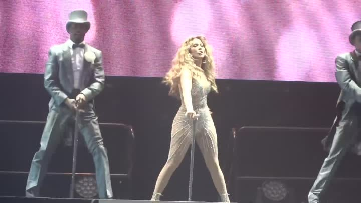 Jennifer Lopez Dance Again Tour Minsk 2012 Part 1