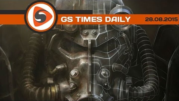 GS Times [DAILY]. Fallout 4, Assassin's Creed Movie, Forest of Sleep