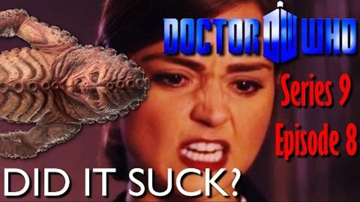 DID IT SUCK? - Doctor Who [The Zygon Inversion Review]