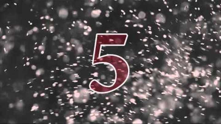 Merry Christmas! NEW Intro TOP 10 Template #5 Cinema4D,After Effects + Free Download