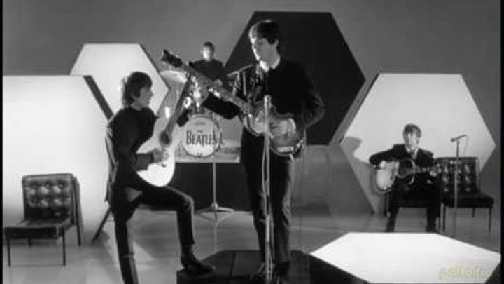 AND I LOVE HER - THE BEATLES (1964)