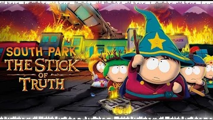 South Park The Stick of Truth Серия 2